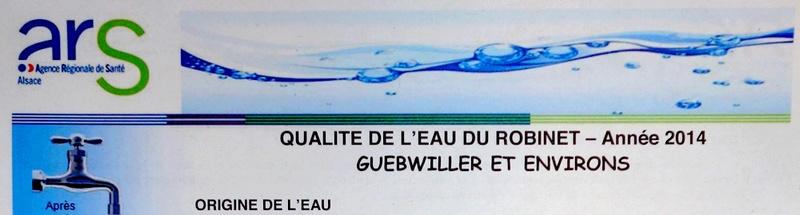 Il y a beaucoup d 39 aluminium dans notre eau potable - D ou provient l eau du robinet ...